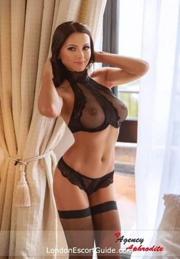 South Kensington brunette Kim london escort