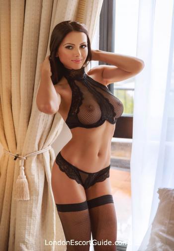 South Kensington east-european Jasmine B london escort