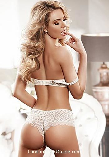 Mayfair east-european Blake london escort