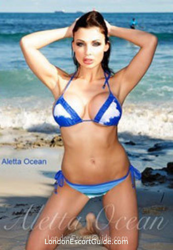 Chelsea east-european Aletta Ocean london escort