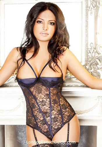 Paddington brunette Hasina london escort