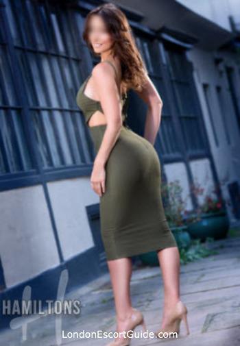 Kensington brunette Tamsin london escort