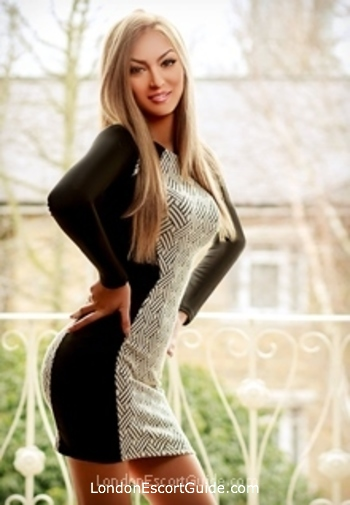 Kensington east-european Heidi london escort
