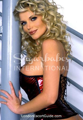 West End elite Victoria Zdrok london escort