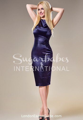 Chelsea blonde Suzanne london escort
