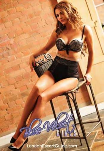 South Kensington elite Andreia london escort