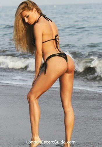Chelsea blonde Selina london escort