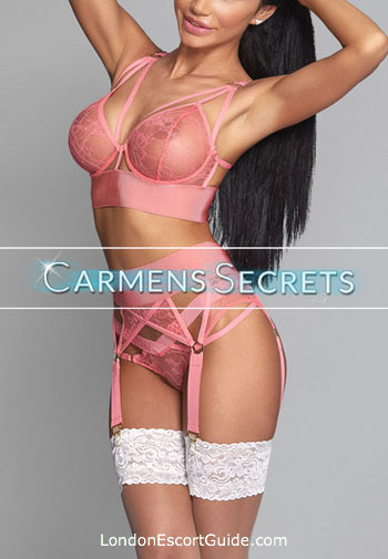 Earls Court brunette Athalia london escort