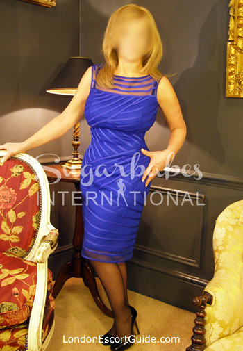 central london blonde Kate london escort
