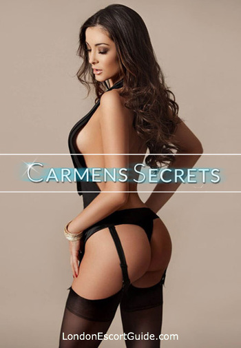 Outcall Only brunette Camilla london escort