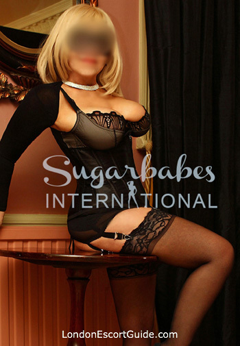 central london blonde Kate london escort