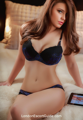 West End brunette Gaynor london escort