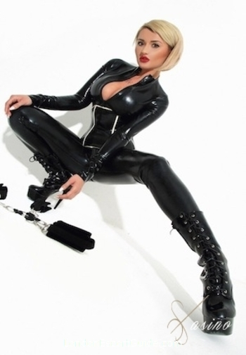 Kensington east-european Danette Mistress london escort