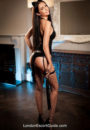South Kensington brunette Larisa london escort
