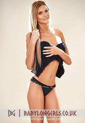 Lancaster Gate blonde Lorraine london escort