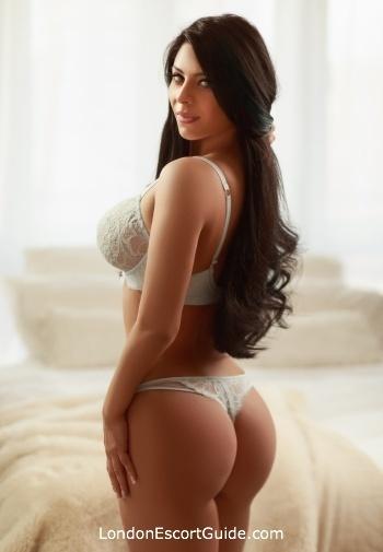 central london brunette Sonya london escort