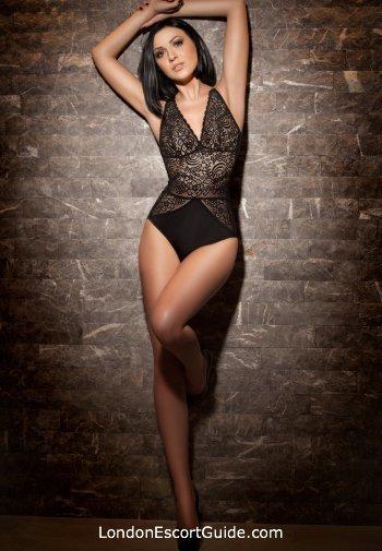 Marylebone brunette Anastasia london escort