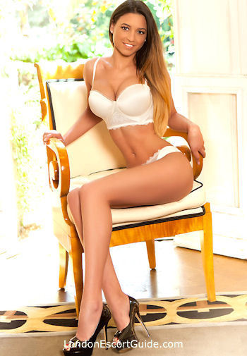 South Kensington brunette Carla london escort