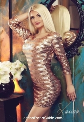 Marylebone blonde Britney london escort