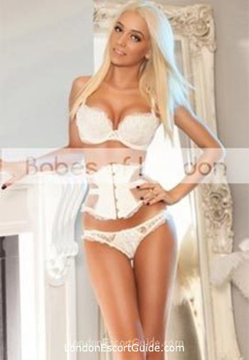 Bayswater blonde Myra london escort
