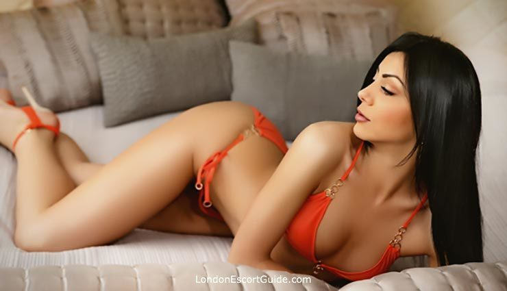 central london east-european Majda london escort