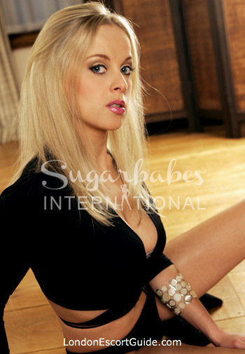Bayswater blonde Ana london escort