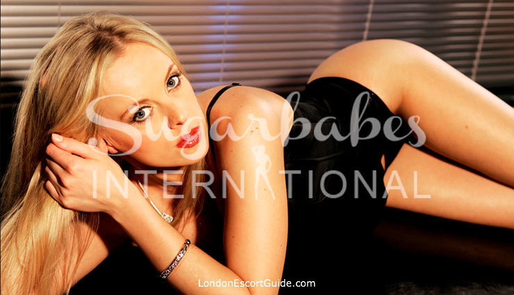 Bayswater blonde Ana london escort
