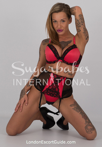 central london brunette ChantelleFox london escort