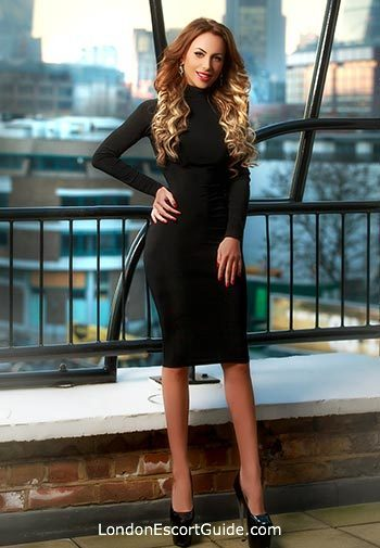 Earls Court blonde Natalie london escort