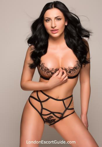 Paddington brunette Cleopatra london escort