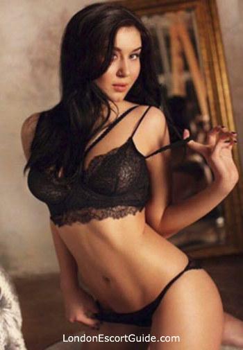 South Kensington brunette Raisa london escort
