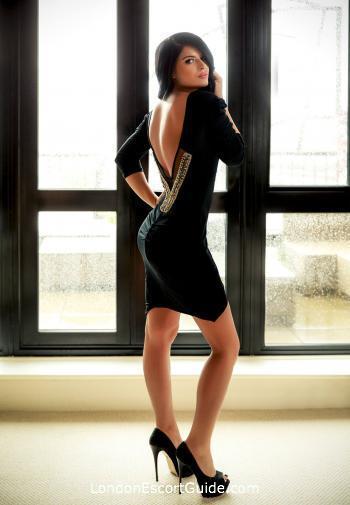 Paddington brunette Irma london escort
