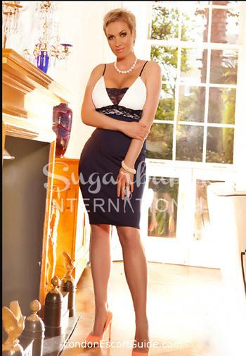 West End mature Ilona london escort