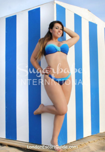 Kensington latin KlaraGold london escort