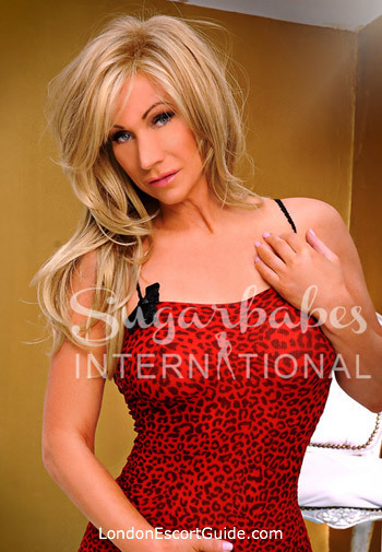 The City mature Louise london escort