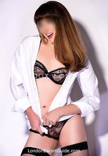 central london brunette Claire london escort
