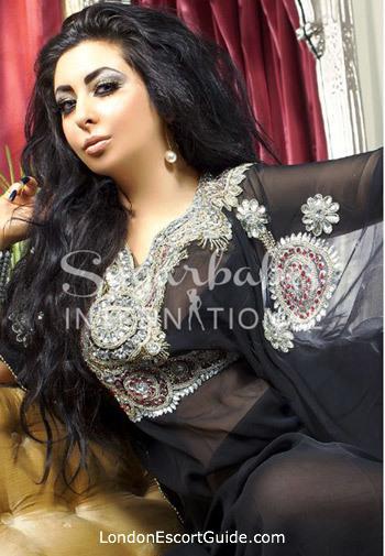 West End busty Nazima london escort