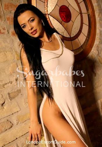 Kensington elite Shalina Devine london escort