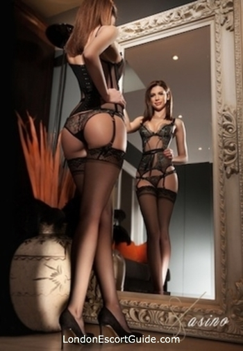 Kensington east-european Britta london escort