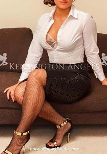 South Kensington brunette Tiffany london escort