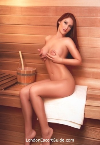Oxford Street brunette Samira london escort