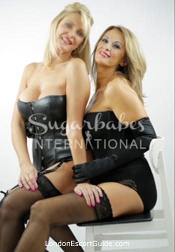 Bayswater Angie George & Liz london escort