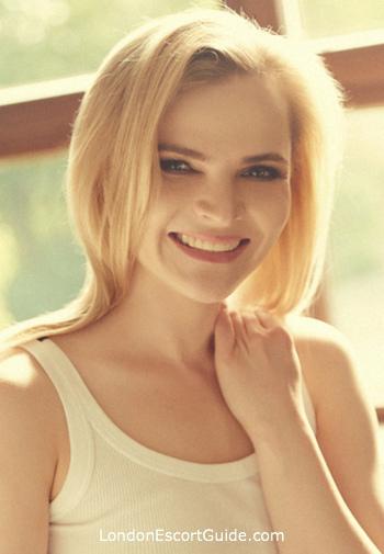 Chelsea blonde Julia london escort