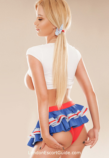 South Kensington value Britney london escort