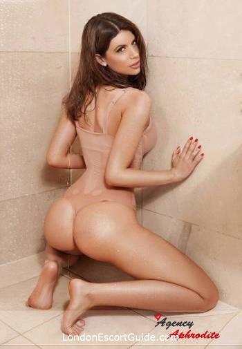 South Kensington brunette Ramona london escort