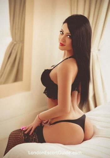 Kensington east-european Delia london escort