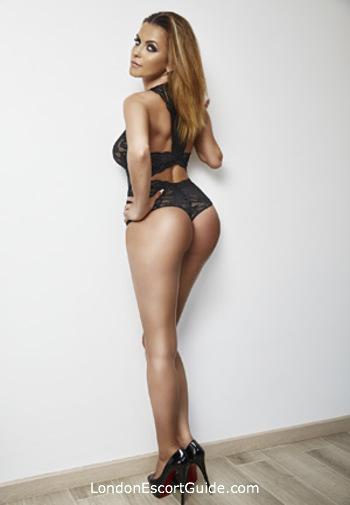 central london brunette Una london escort
