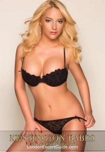 Bayswater blonde Megan london escort