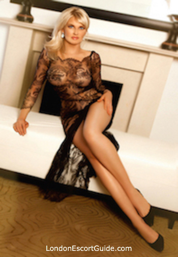 Edgware Road blonde Amelly london escort