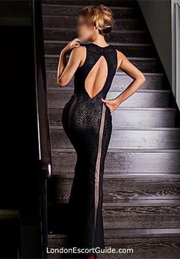 South Kensington elite Donna london escort